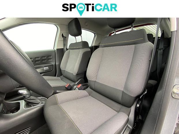 Photo miniature de la Citroën C3 1.2 PureTech 110ch S&S Shine EAT6 2020 d'occasion