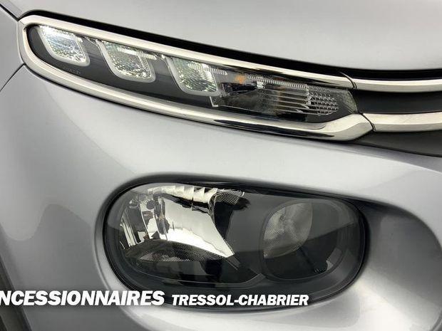 Photo miniature de la Citroën C3 BlueHDi 100 S&S BVM5 Feel 2019 d'occasion