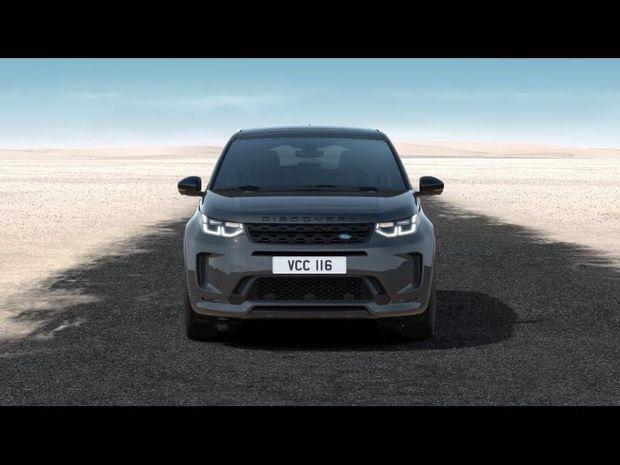 Photo miniature de la Land Rover Discovery Sport 2.0 P 200ch Flex Fuel R-Dynamic SE AWD BVA Mark VI 2021 d'occasion