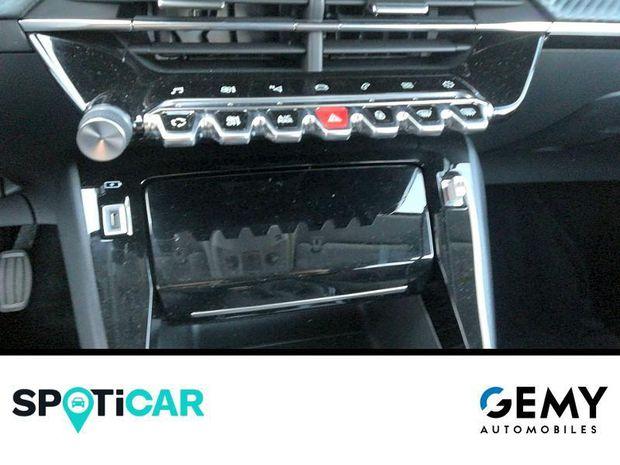 Photo miniature de la Peugeot 208 1.5 BlueHDi 100ch S&S Allure Business 2021 d'occasion