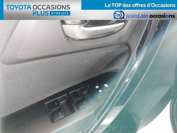 Photo miniature de la Toyota Prius Auris Hybride 136h Design 2017 d'occasion