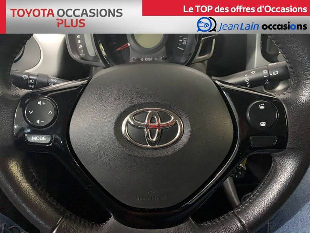 Photo miniature de la Toyota Aygo 1.0 x-play 2018 d'occasion