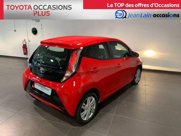 Photo miniature de la Toyota Aygo 1.0 VVT-i x-play 2018 d'occasion