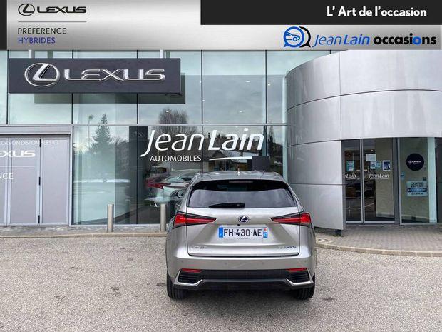 Photo miniature de la Lexus NX 300h 4WD Executive PanolnnovKick 2019 d'occasion