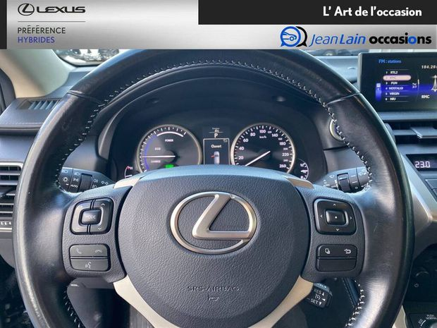 Photo miniature de la Lexus NX 300h 2WD Sport Edition 2017 d'occasion