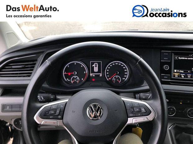 Photo miniature de la Volkswagen Caravelle 6.1 2.0 TDI 150 BMT Longue BVM6 4Motion Confortline 2019 d'occasion