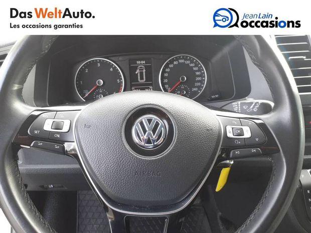 Photo miniature de la Volkswagen Caravelle 4Motion 2.0 TDI 150 Longue DSG7  Confortline 2019 d'occasion