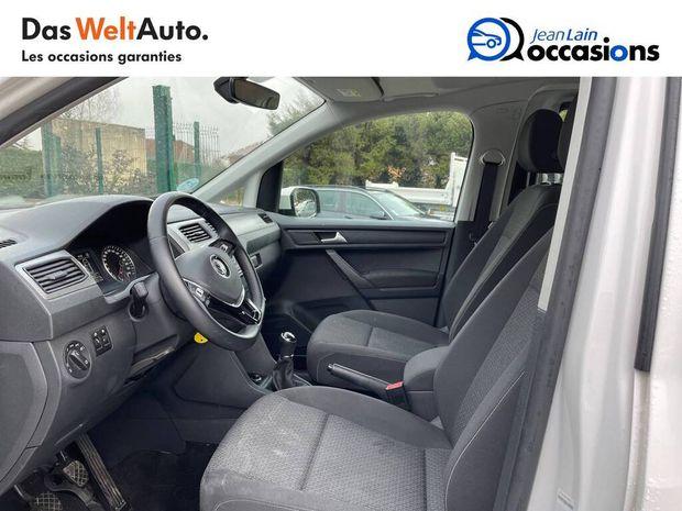 Photo miniature de la Volkswagen Caddy Maxi 2.0 TDI 102 Trendline 2019 d'occasion