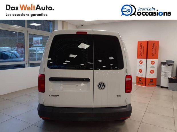 Photo miniature de la Volkswagen Caddy VAN 2.0 TDI 75 BVM5 TYPE FEEL EDITION 2018 d'occasion