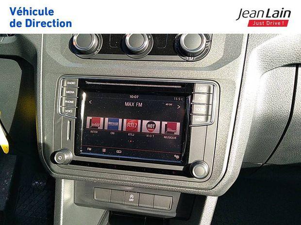Photo miniature de la Volkswagen Caddy VAN 1.4 TGI 110 GNV BVM6 BUSINESS LINE 2020 d'occasion