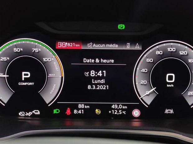 Photo miniature de la Audi Q3 45 TFSIe  245 ch S tronic 6 S line 2021 d'occasion