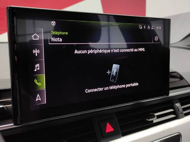 Photo miniature de la Audi A4 35 TDI 163 S tronic 7 S line 2020 d'occasion