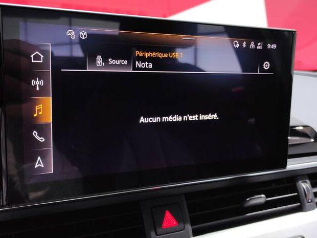 Photo miniature de la Audi A4 Avant 35 TDI 163 S tronic 7 S line 2019 d'occasion