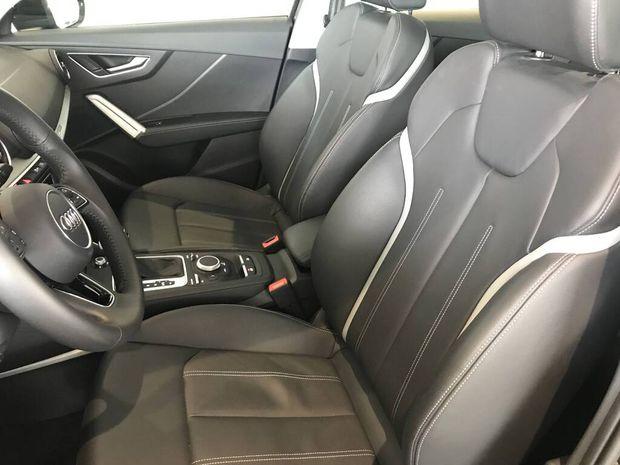 Photo miniature de la Audi Q2 35 TFSI COD 150 S tronic 7 Design Luxe 2019 d'occasion
