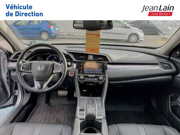 Photo miniature de la Honda Civic 1.6 i-DTEC 120 AT Exclusive 2018 d'occasion