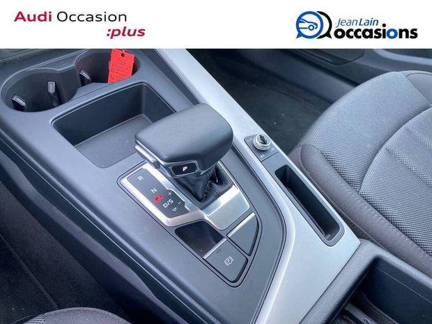 Photo miniature de la Audi A4 Avant 40 TDI 190 S tronic 7 Quattro Business Line 2020 d'occasion