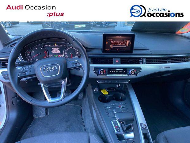 Photo miniature de la Audi A4 Avant 40 TDI 190 S tronic 7 Quattro 2019 d'occasion