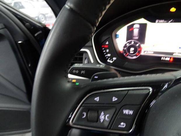 Photo miniature de la Audi A4 Avant 2.0 TDI 190 S tronic 7 Quattro Design Luxe 2019 d'occasion
