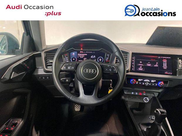 Photo miniature de la Audi A1 Sportback 30 TFSI 116 ch BVM6 Type S line 2019 d'occasion