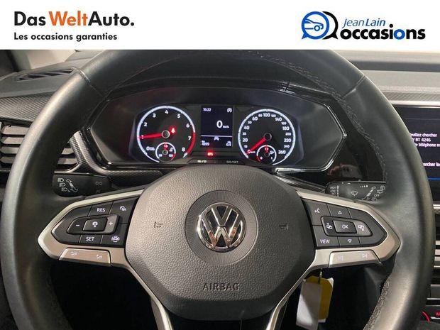 Photo miniature de la Volkswagen T-cross 1.0 TSI 95 Start/Stop BVM5 Lounge 2020 d'occasion