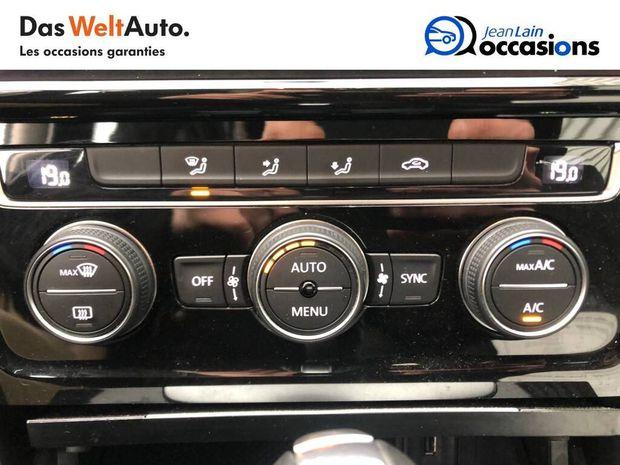 Photo miniature de la Volkswagen Golf 2.0 TDI 150 FAP DSG7 IQ.DRIVE 2019 d'occasion