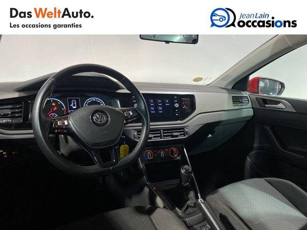Photo miniature de la Volkswagen Polo 1.6 TDI 95 S&S BVM5 Confortline 2019 d'occasion