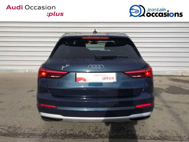 Photo miniature de la Audi Q3 35 TDI 150 ch S tronic 7 Design Luxe 2020 d'occasion