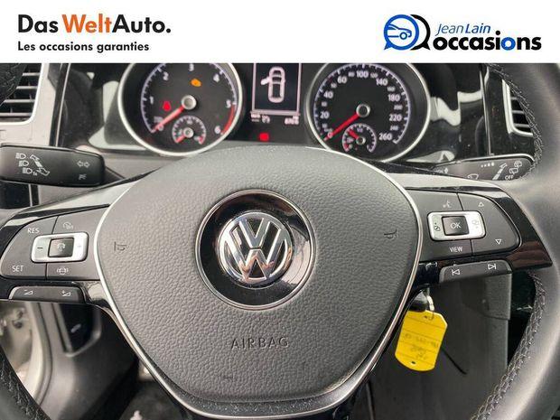 Photo miniature de la Volkswagen Golf 1.6 TDI 115 FAP BVM5 IQ.DRIVE 2020 d'occasion