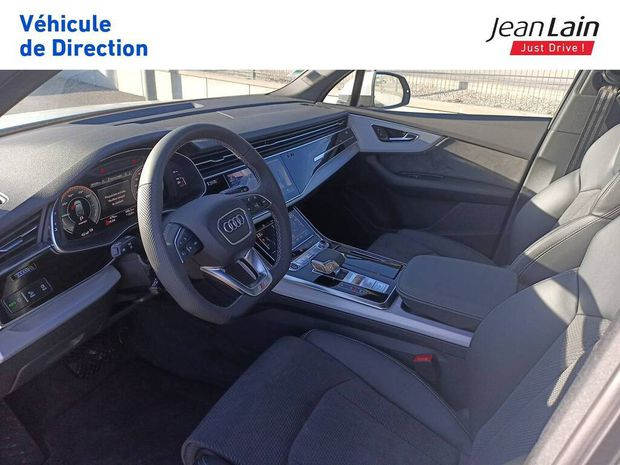 Photo miniature de la Audi Q7 55 TFSI e 380 Tiptronic 8 Quattro S Line 2020 d'occasion