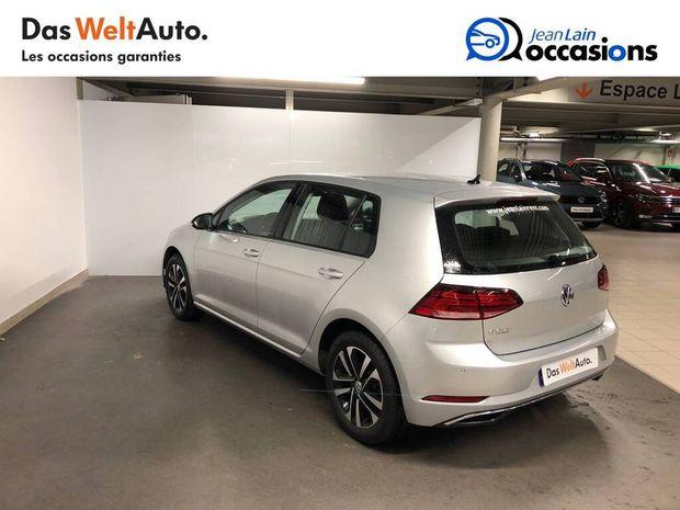 Photo miniature de la Volkswagen Golf 1.0 TSI 115 BVM6 IQ.DRIVE 2020 d'occasion