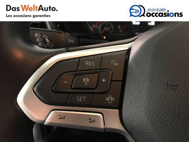 Photo miniature de la Volkswagen T-cross 1.0 TSI 95 Start/Stop BVM5 Lounge 2019 d'occasion