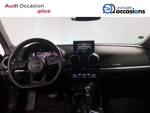 Photo miniature de la Audi A3 Sportback 35 TDI 150 S tronic 7 Design Luxe 2020 d'occasion