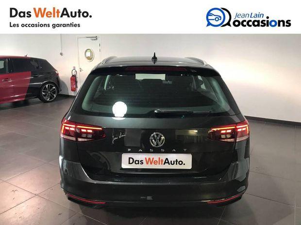 Photo miniature de la Volkswagen Passat SW 1.6 TDI 120 DSG7 Business 2019 d'occasion