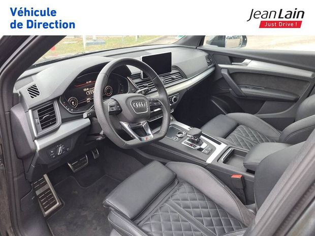 Photo miniature de la Audi Q5 40 TDI 190 S tronic 7 Quattro S Edition 2020 d'occasion