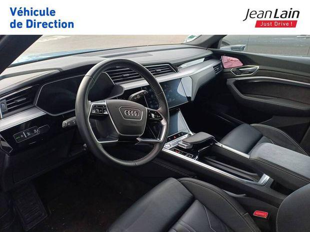 Photo miniature de la Audi E-tron 55 quattro 408 ch Edition One 2019 d'occasion