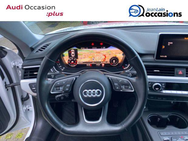 Photo miniature de la Audi A5 2.0 TDI 190 S tronic 7 Quattro Design Luxe 2017 d'occasion