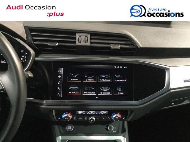 Photo miniature de la Audi Q3 Sportback 35 TDI 150 ch S tronic 7 TYPE Design 2020 d'occasion