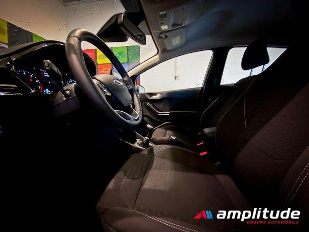 Photo miniature de la Ford Fiesta 1.0 EcoBoost 95ch Titanium 5p 2020 d'occasion