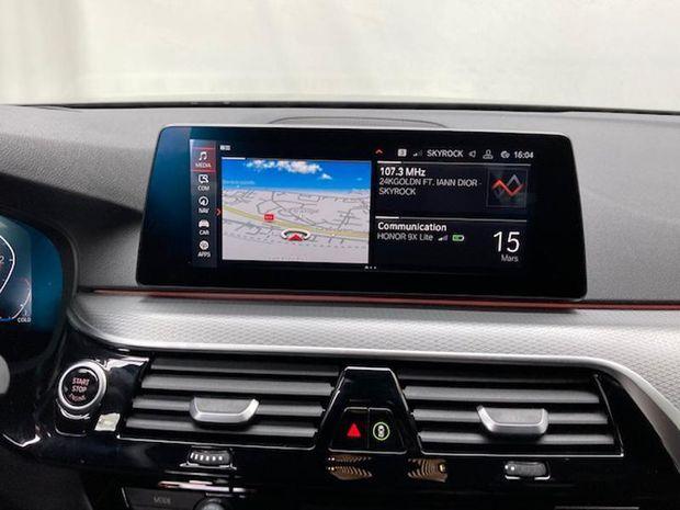 Photo miniature de la BMW Serie 5 Touring 520dA 190ch Sport Steptronic Euro6d-T 2020 d'occasion