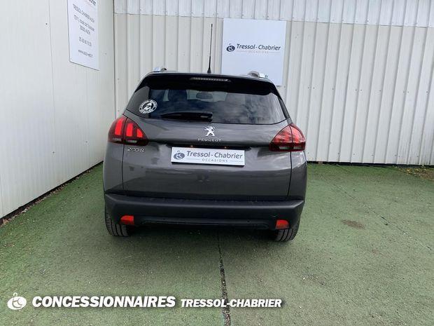 Photo miniature de la Peugeot 2008 1.2 PureTech 82ch BVM5 Style 2018 d'occasion