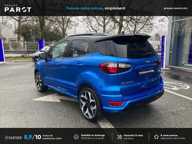 Photo miniature de la Ford EcoSport 1.0 EcoBoost 125ch ST-Line 2021 d'occasion