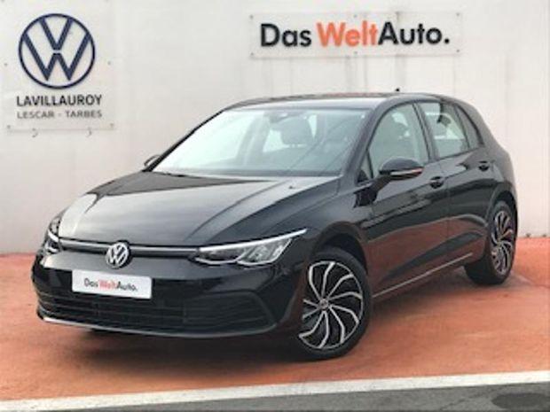 Photo miniature de la Volkswagen Golf 2.0 TDI SCR 115ch Life 1st 2021 d'occasion