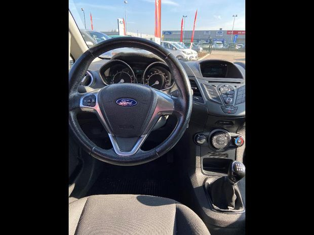 Photo miniature de la Ford Fiesta 1.25 82ch Edition 5p 2017 d'occasion