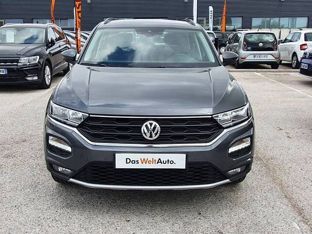 Photo miniature de la Volkswagen T-Roc 1.0 TSI 115 Start/Stop BVM6 United 2020 d'occasion