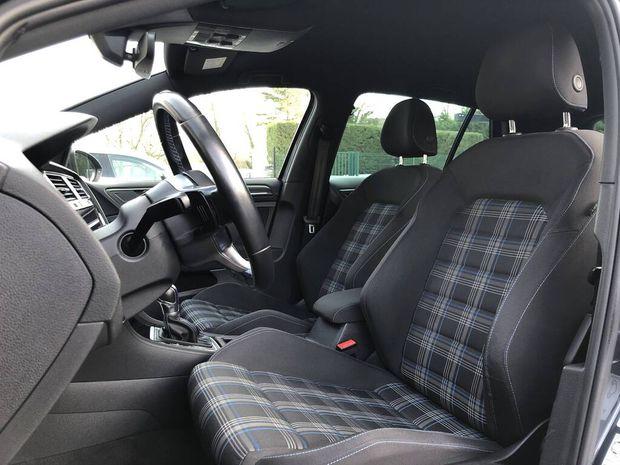 Photo miniature de la Volkswagen Golf 1.4 TSI 150 Hybride Rechargeable DSG6 GTE 2018 d'occasion