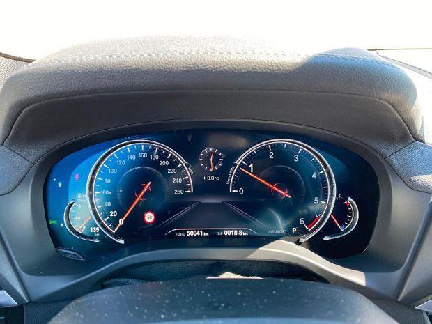 Photo miniature de la BMW X3 xDrive20dA 190ch Luxury 2017 d'occasion