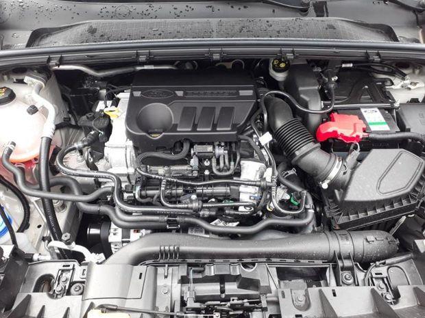 Photo miniature de la Ford Puma 1.0 EcoBoost 125ch ST-Line DCT7 2021 d'occasion