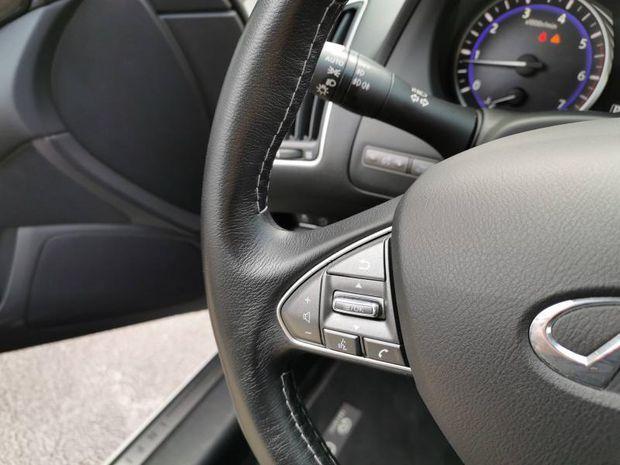 Photo miniature de la Infiniti Q50 2.2d 170ch Premium BVA 2018 d'occasion