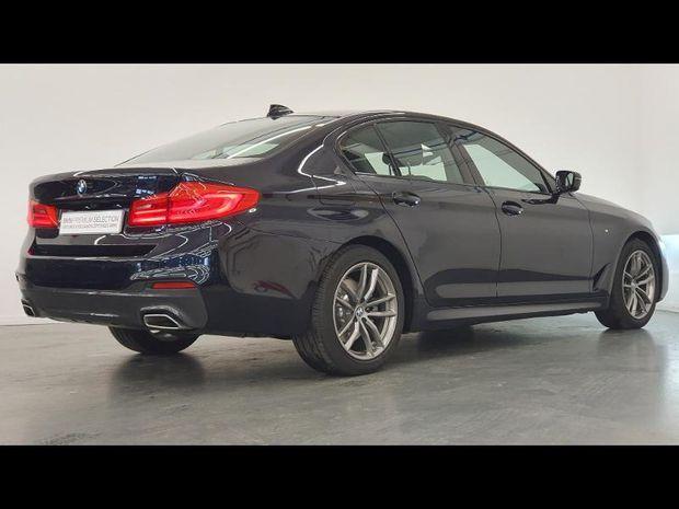Photo miniature de la BMW Serie 5 520dA 190ch M Sport Steptronic Euro6d-T 2020 d'occasion