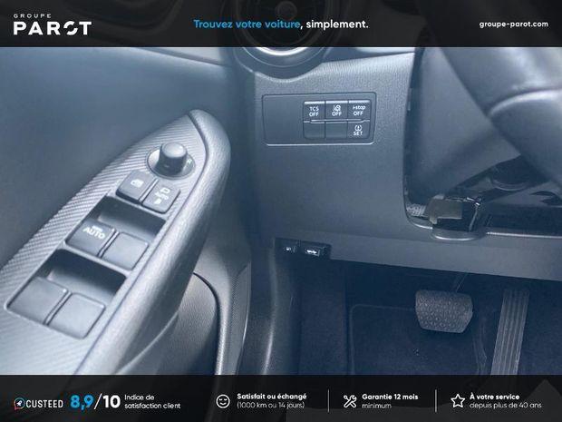 Photo miniature de la Mazda CX3 CX-3 2.0 SKYACTIV-G 121ch Dynamique BVA Euro6d-T 2018 d'occasion